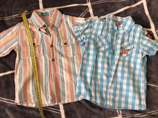 Пакет вещей h&m на мальчика 5-6 лет