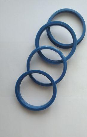 Центровочные кольца от 100 мм и больше термопластиковые