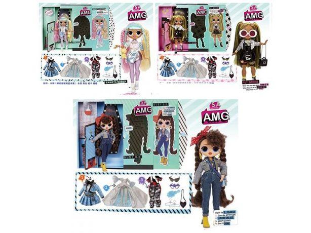Игровой набор сюрприз с куклой L.O.L. Surprise O.M.G S2 Леди Бон Бон с