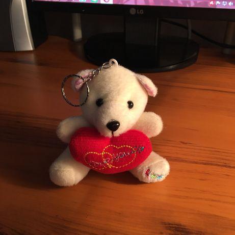 медведь мишка брелок