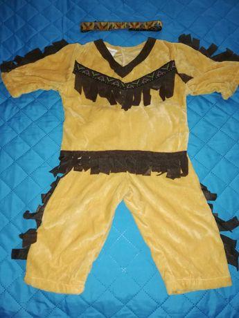 Chłopięcy strój karnawałowy rozmiar 80