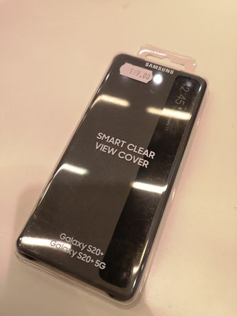 Smart Clear View Cover dla Samsung S20+/S20+ 5G