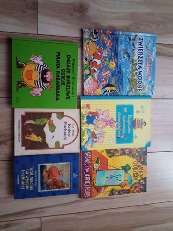 Książeczki dla dzieci mix