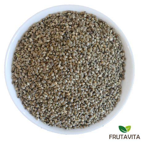Nasiona konopi niełuskane 250 g FRUTAVITA