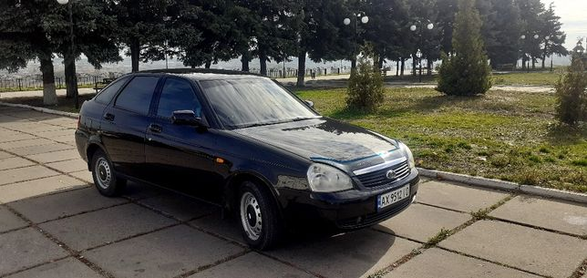 ВАЗ Приора 2172.