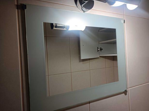 Espelho casa de banho OFERTA aplique