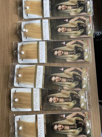 Włosy naturalne seiseta clip in