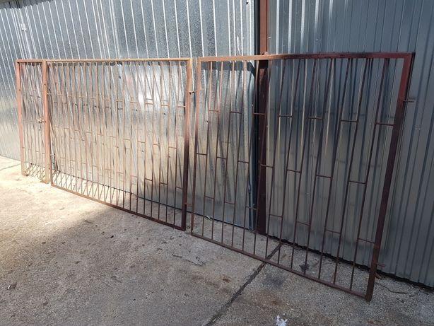 Brama + furtka, płot, ogrodzenie używana