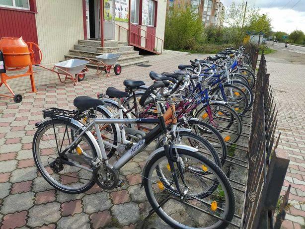 Велосипеди бу з Німеччини в роздріб за вигідною ціною.