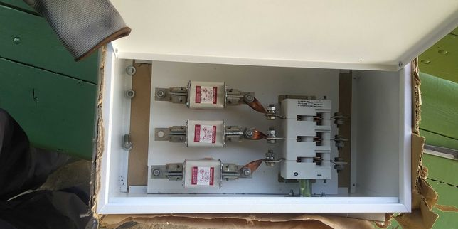 Ящик электрический , рубильник ЯРП-250 УХЛЗ (новый)