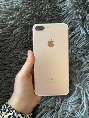 Iphone 7 plus rose gold 32 gb
