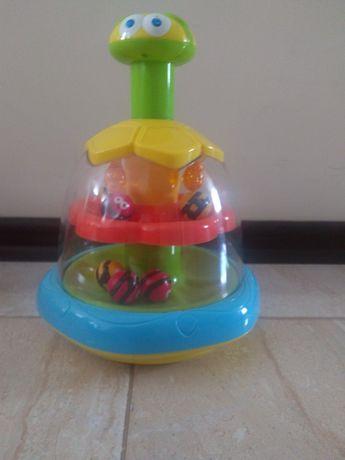 Zabawki dla dzieci bączek, biedronka edukacyjna, sorter z dźwiękiem...