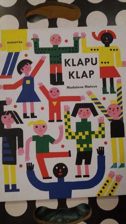 Książka Klapu klap