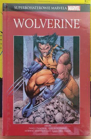 Superbohaterowie Marvela - Tom 2 - Wolverine - Folia