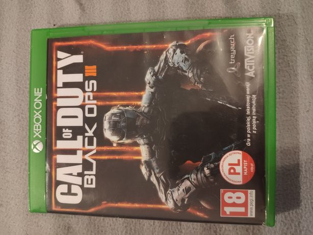 Call of duty Black ops 3 na konsolę Xbox one
