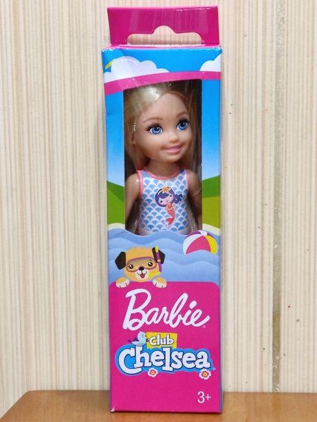 Кукла Barbie Club Chelsea Doll, Челси от ТМ Барби, оригинал