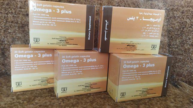Omega - 3 plus ( Египет)