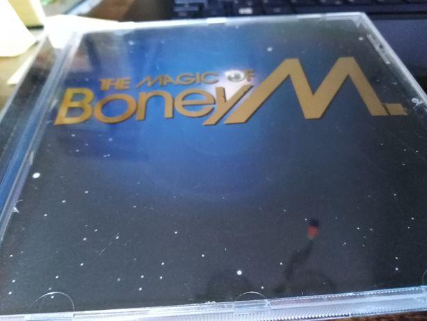 Bony M. The Best Of, CD