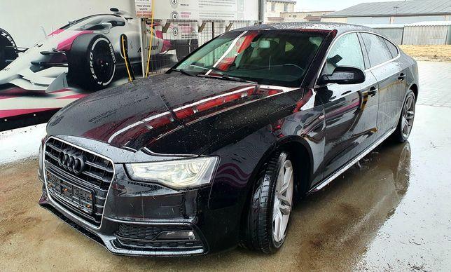Audi a5 sportback  S line  1 właściciel