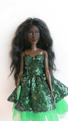 Ооак кастом куклы Барби модница Barbie fashionista негритоска