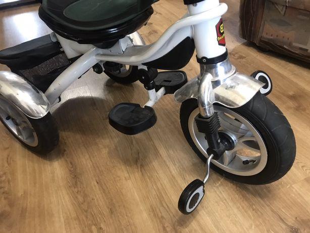 Детский велосипед, коляска.
