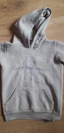 Bluza z kapturem rozmiar 134