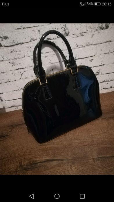 Śliczna czarna torebka Przemyśl - image 1