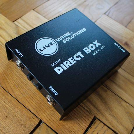 Di Box aktywny - dibox - Live Wire Solutions