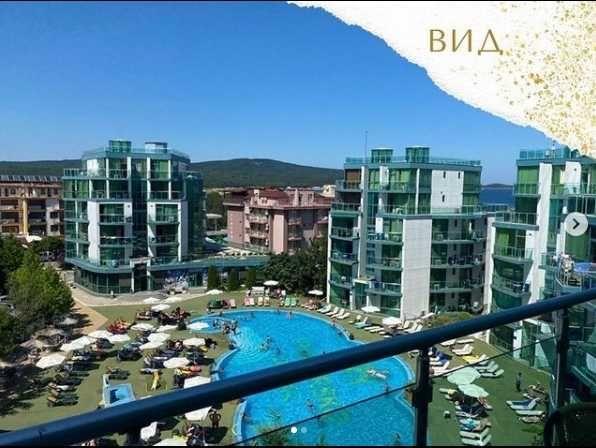 Апартаменты  г. Приморско,  Болгария