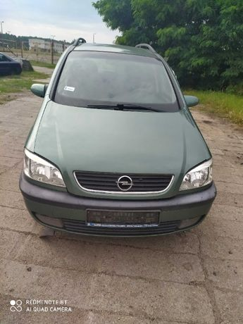 Opel zafira A licznik