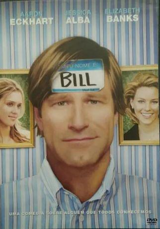 DVD O Meu Nome é Bill