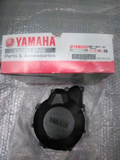 Yamaha fz6,diversjon pokrywa magneta