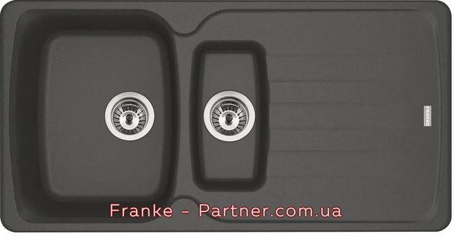 Гранитная мойка Franke Antea
