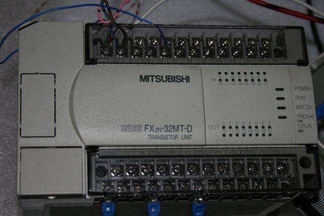 Mitsubishi FX2N -32MT-D PLC Sterownik
