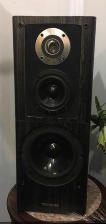 Technics 3x полосная акустическая система би-амп