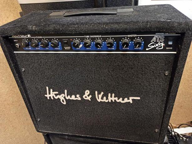 Hughes & Kettner ATS Sixty - комбик с отличным звуком