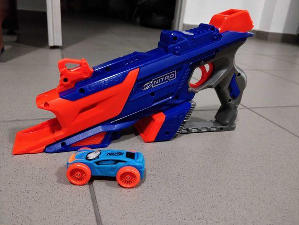 Sprzedam pistolet NERF nitro hot wheels