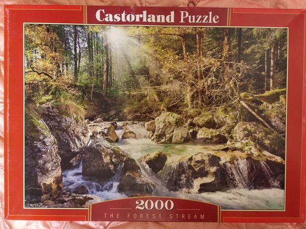 Пазлы Castorland на 2000 деталей