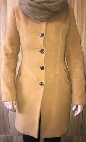 Пальто суконное женское (весна-осень)