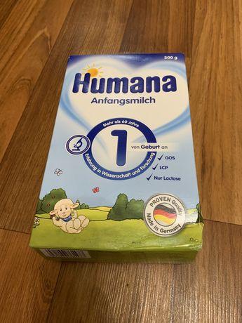 Humana детская смесь