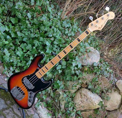 Gitara basowa 4 strunowa Fender Jazz Bass -replika