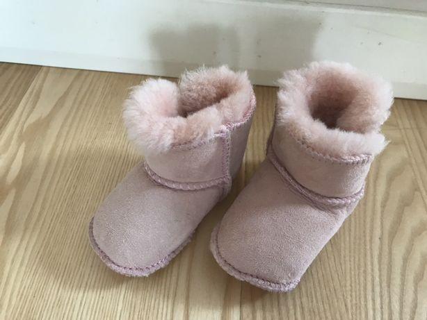 Słodkie butki zimowe