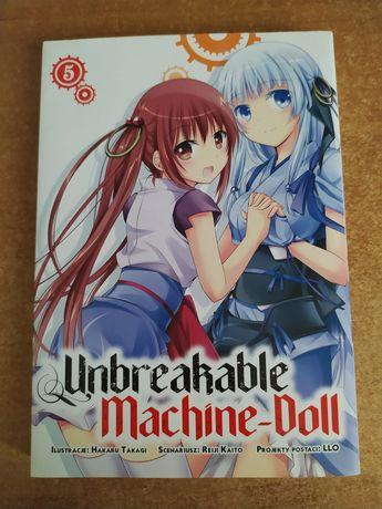 Manga Unbreakable Machine Doll 5