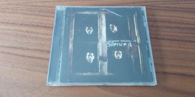 CD - Silence 4- silence become it