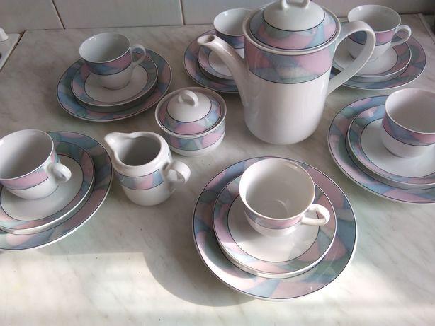 Porcelana   Bavaria 21 szt
