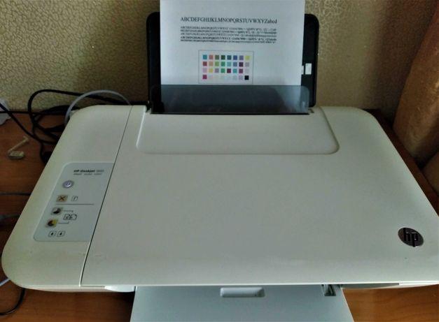 МФУ HP Deskjet 1510 (струйный)3в1