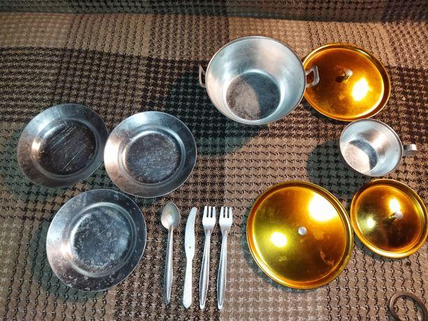 Детская посудка ссср