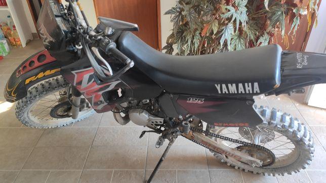 Yamaha Dtr 125 97