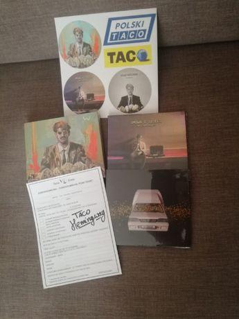 Taco Hemingway_Wszystkie Płyty_Prywatna Limitowana Kolekcja_Licytacja!