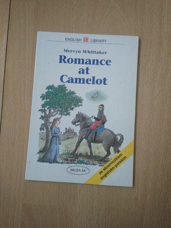 książeczka do nauki języka angielskiego romance at camelot